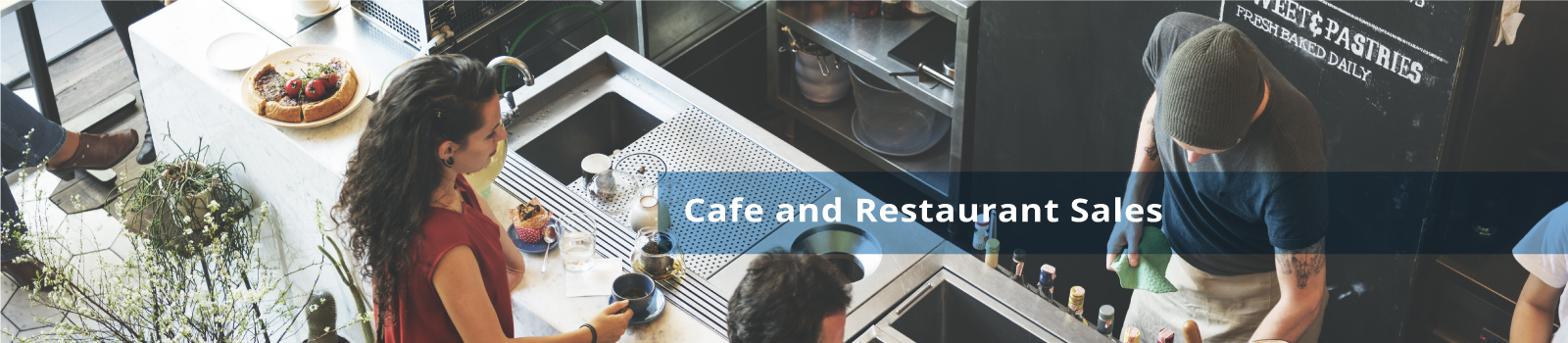 Cafe and Restaurant Sales