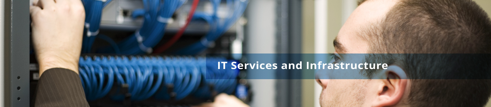 IT Services and Infrastructure